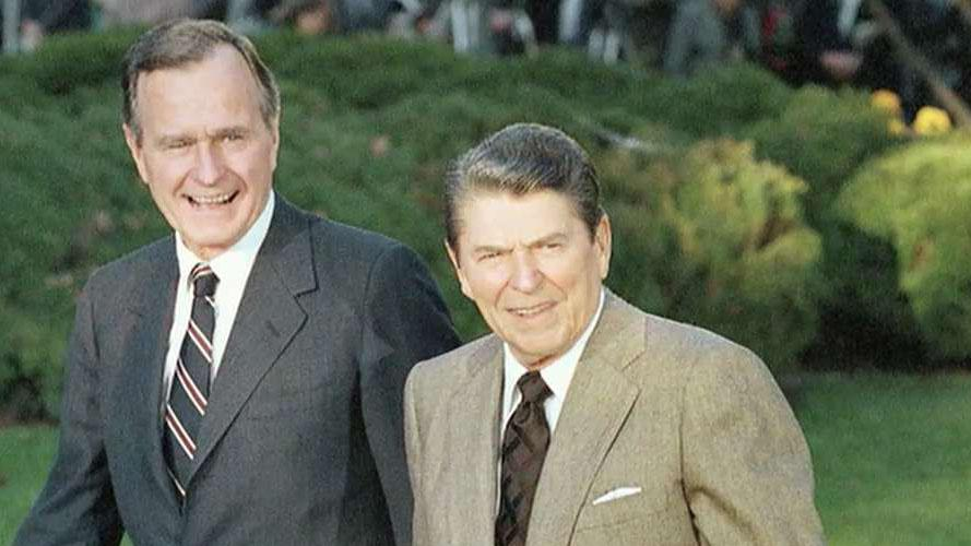John Heubusch on Bush 41, Reagan relationship