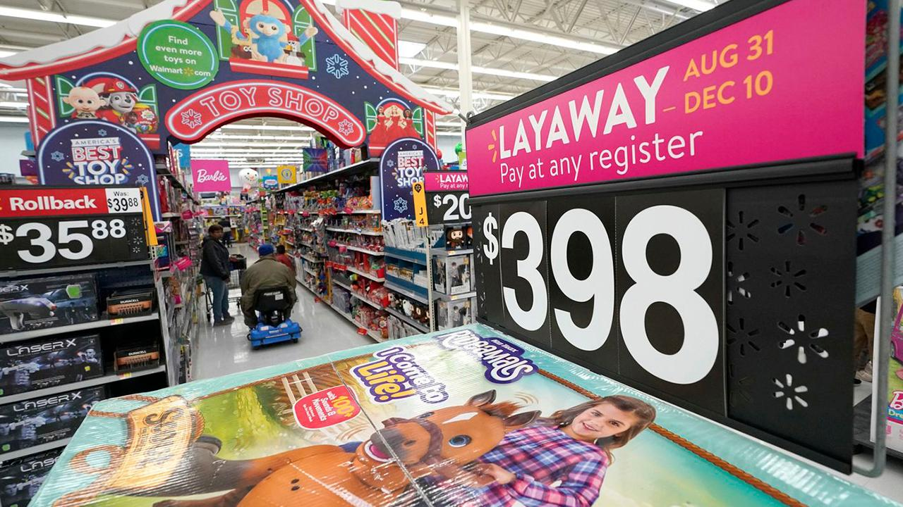 secret santa pays for 45000 worth of walmart layaway gifts fox news