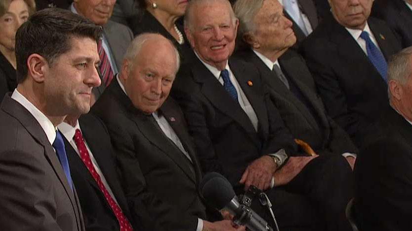Ryan: George H.W. Bush personified grace