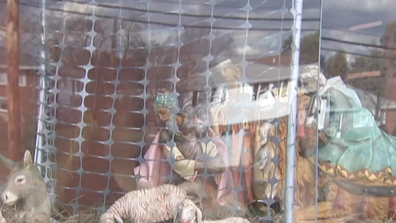 Massachusetts Parish stirs controversy with nativity scene