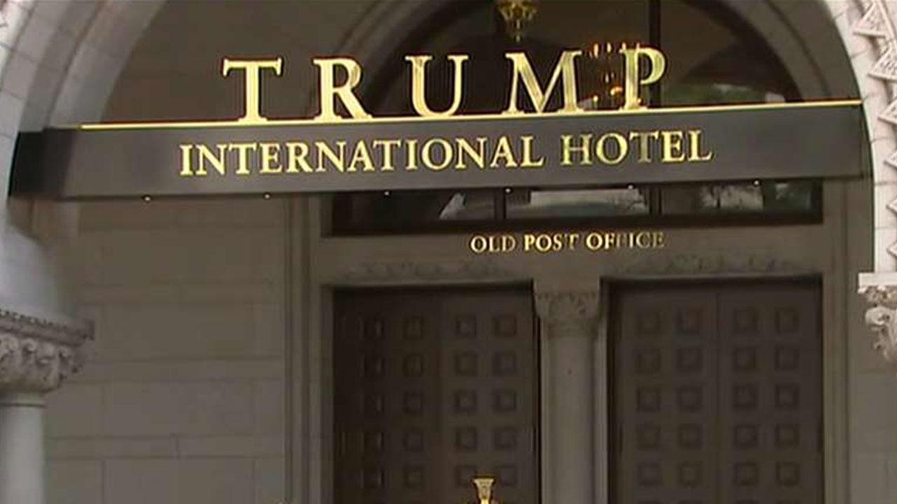Judge approves subpoenas in lawsuit involving Trump hotel