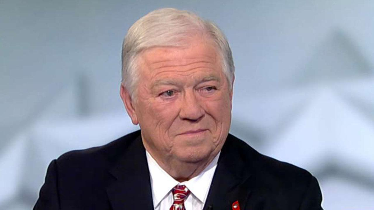 Barbour: Mistake to assume there won't be GOP 2020 primary