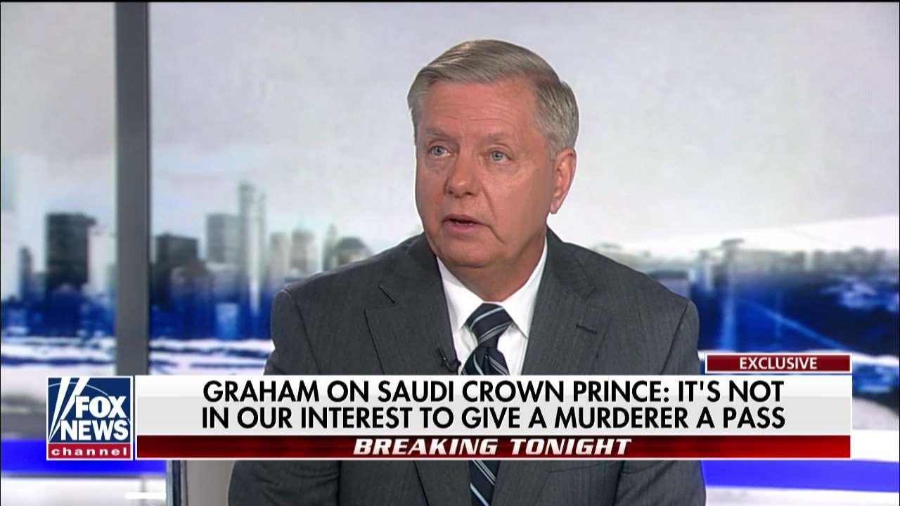 Menendez and Graham announce resolution on Saudi Arabia in wake of Khashoggi killing