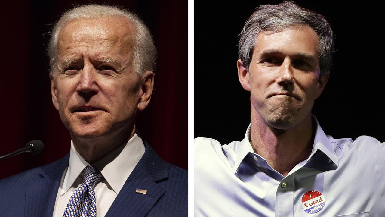 Could we see a Biden contra Beto 2020 Democratic primary?