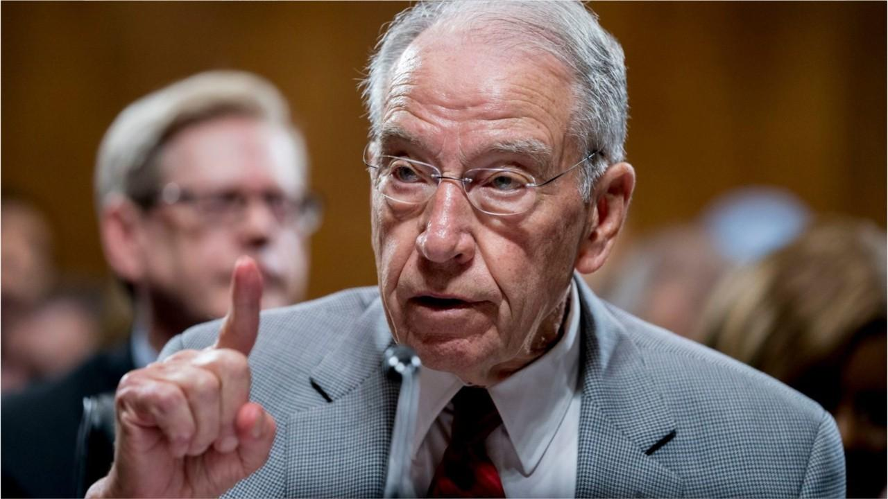Grassley wants answers in FBI raid on Uranium One whistleblower