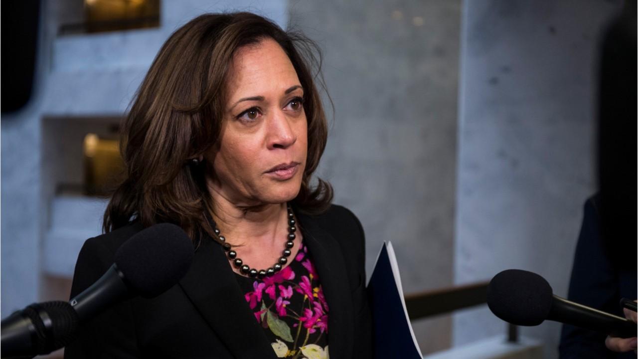 Kamala Harris aide resigns over $400G harassment settlement