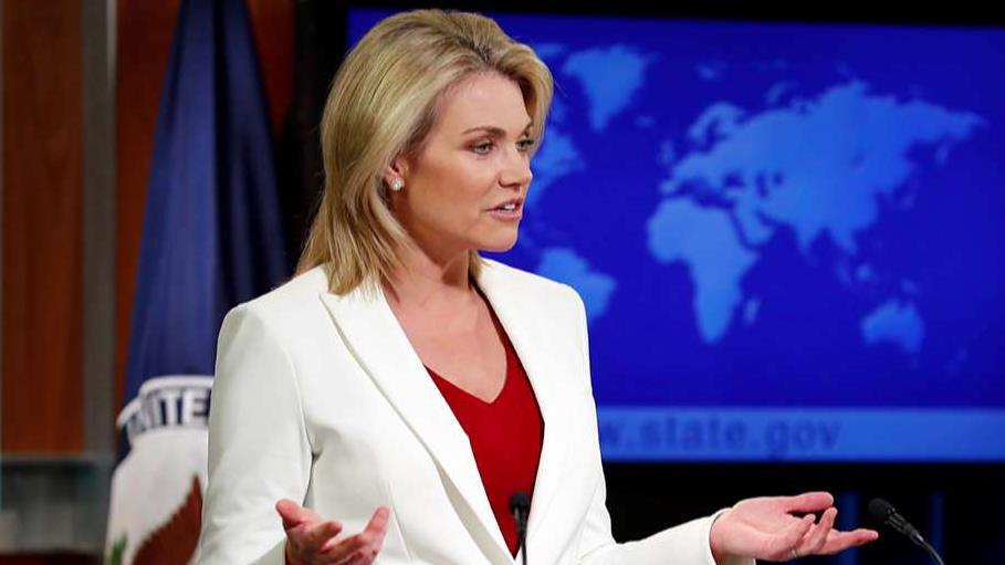 Trump to pick Heather Nauert as next UN ambassador