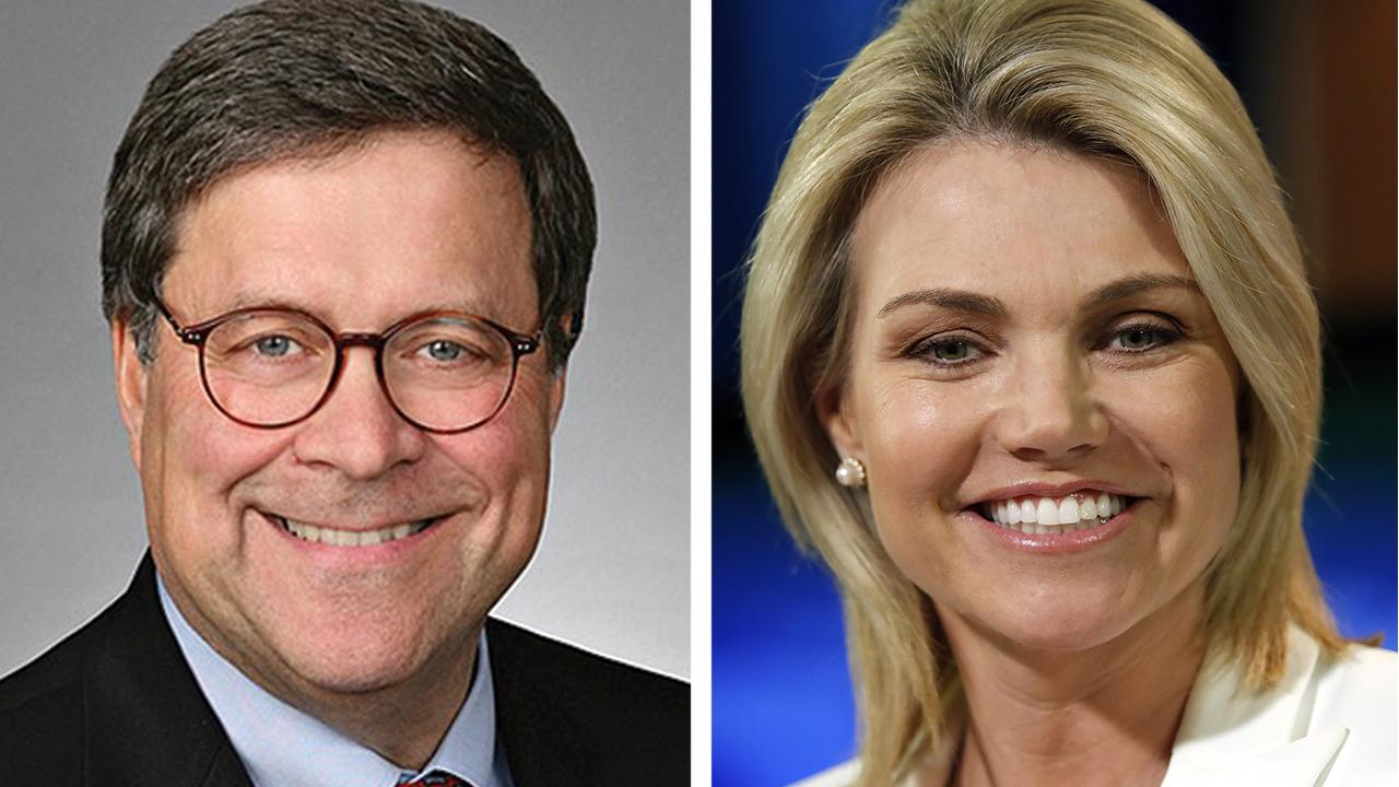 What to expect in the confirmation process for Barr, Nauert