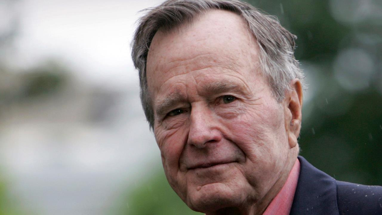 Notable Quotables as Americans say goodbye to Bush 41