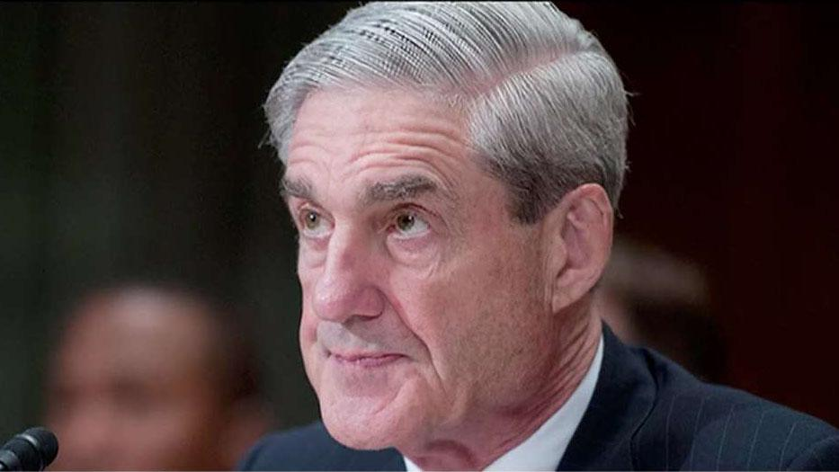 No mention of Russian collusion in Mueller filings