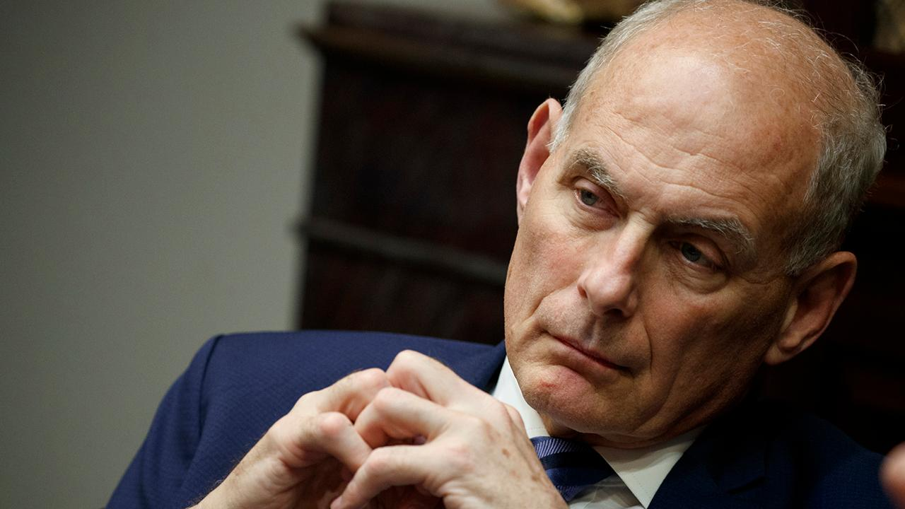 President Trump says White House chief of staff John Kelly will leave his job at end of the year; Eric Beach, co-chair of Great America PAC, and former Ohio state Senator Capri Cafaro join the debate.