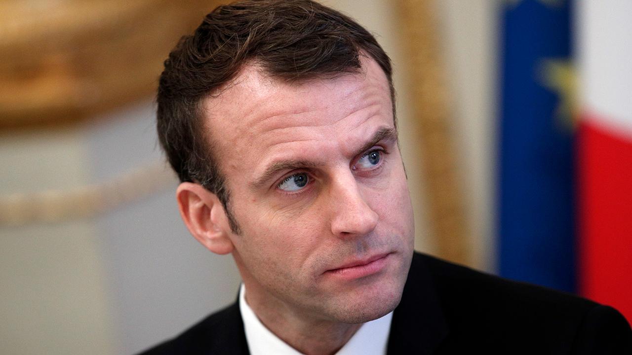 Pressure mounts on French President Macron