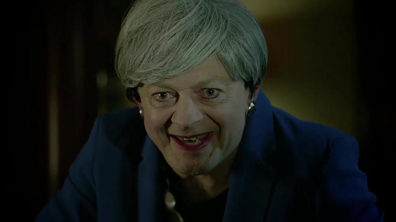 Actor Andy Serkis brings back Gollum to mock Theresa May over Brexit