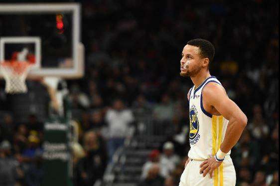 NBA's Stephen Curry reportedly does not believe in moon landing