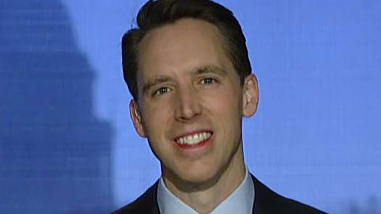 Sen.-elect Josh Hawley: Voters want border wall funding