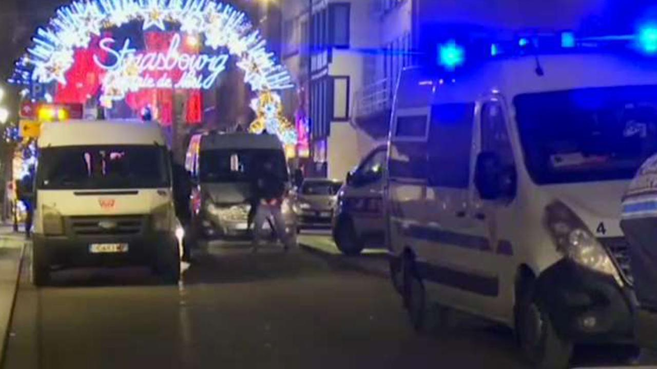 France 'terror' shooting leaves 3 dead, multiple injured with gunman on the run: officials - Fox News