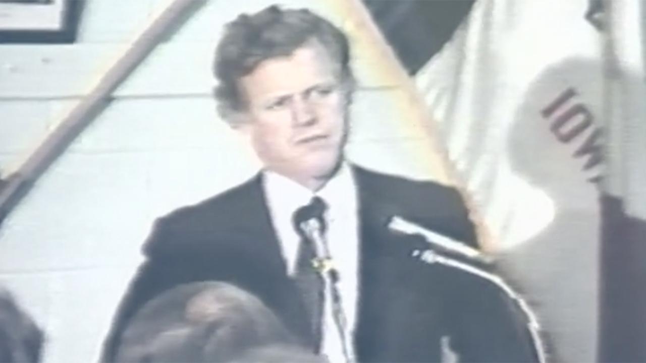 'Scandalous: Chappaquiddick' preview: 1980 campaign derailed