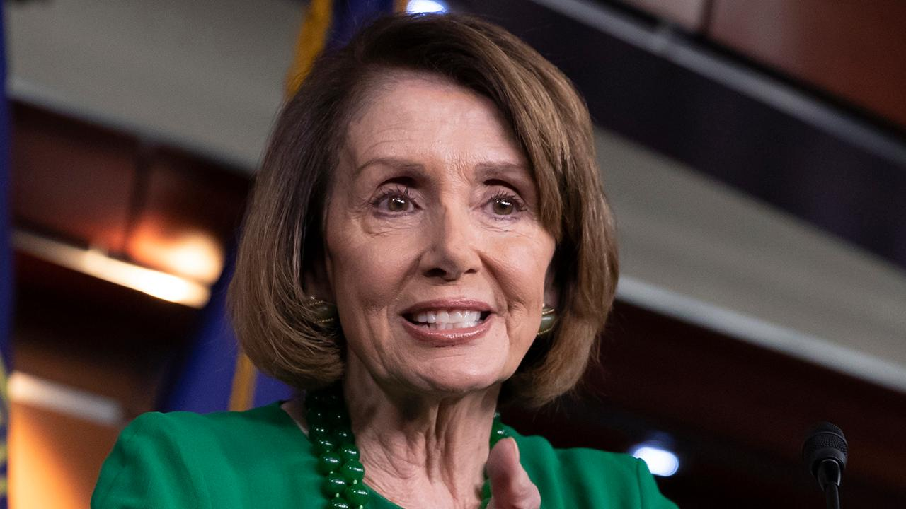 Nancy Pelosi is vacationing at Hawaii resort during shutdown
