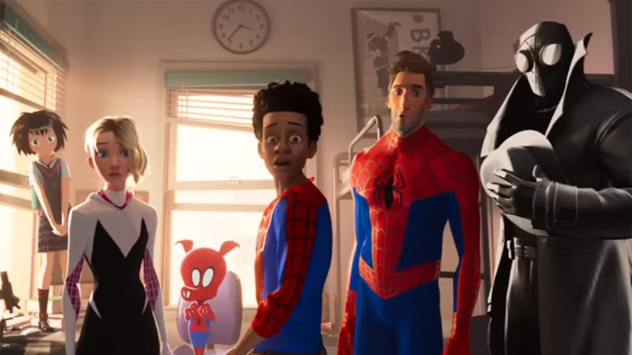 'Spider-Man' stars say 'Spider-Verse' breaks the mold