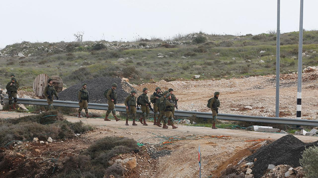 Israeli forces arrest dozens in crackdown on Hamas