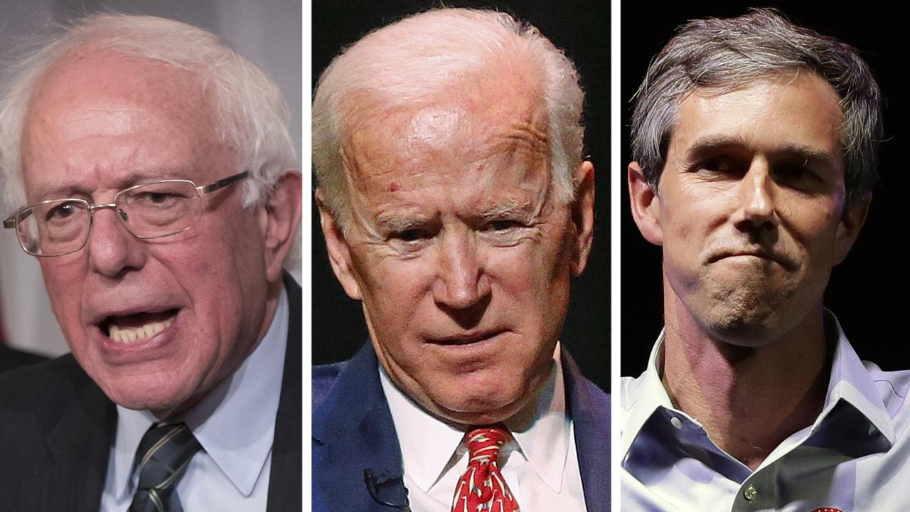 Biden, Bernie, Beto top 2020 Iowa Democrat caucus poll