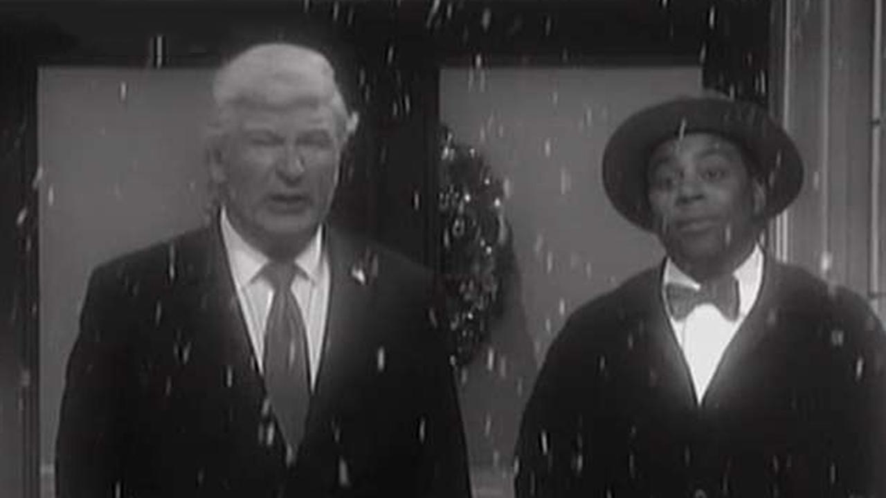 Did 'SNL' go too far with their Trump Christmas parody skit?