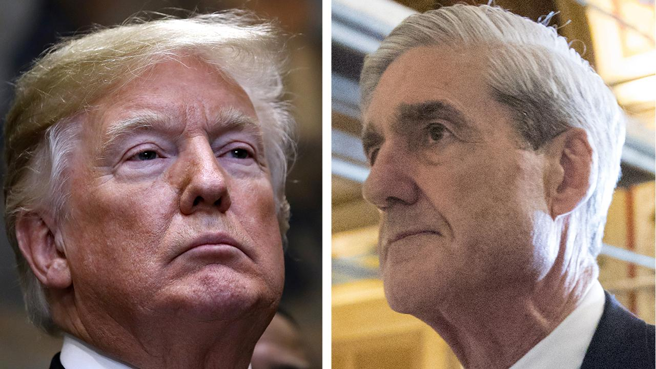 Could a Grand Jury subpoena be issued for Trump by Mueller?