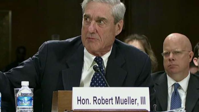 Mueller files heavily redacted Flynn 302 interview report