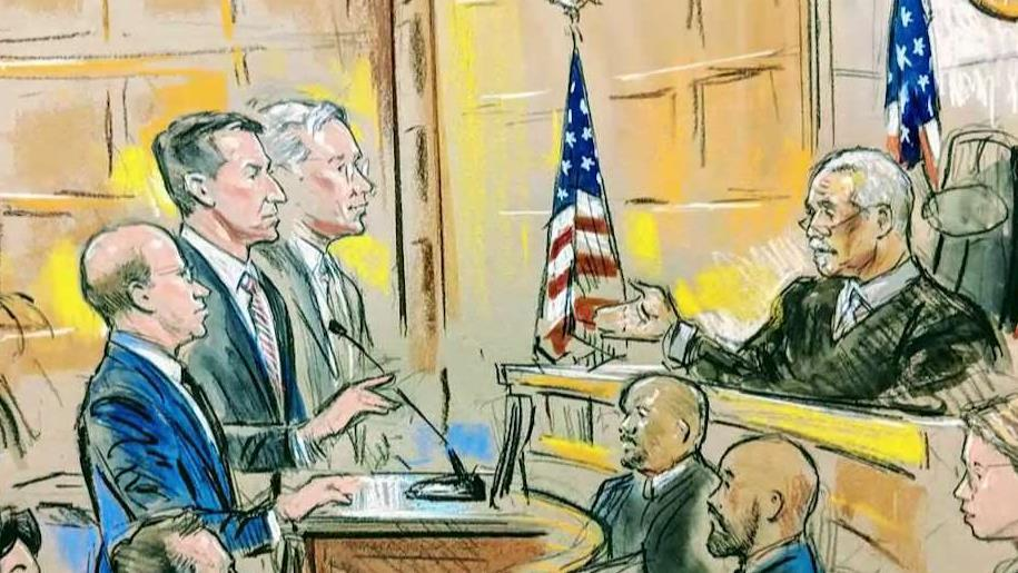 Federal judge expresses 'disgust and disdain' towards Flynn, prosecutors in court