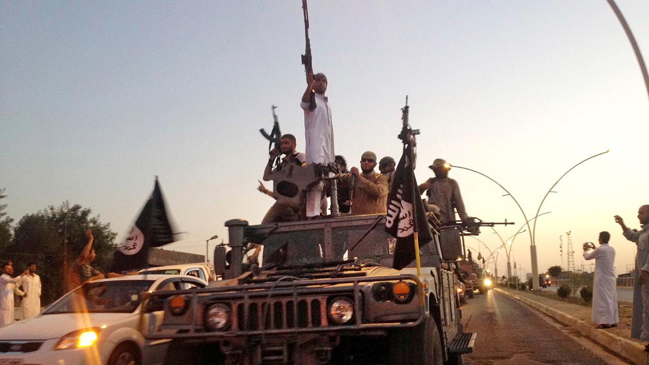 Trump declares victory over ISIS in Syria, US troops to withdraw