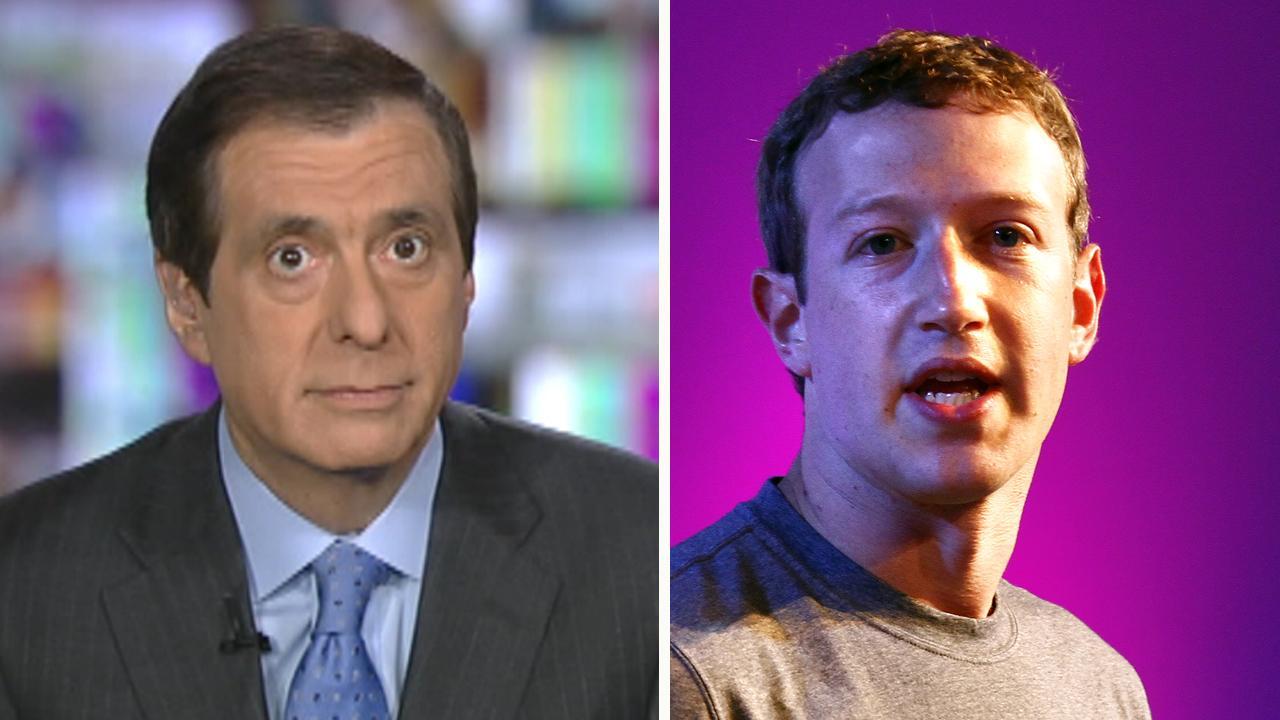 Howard Kurtz: Why Facebook has finally gone too far