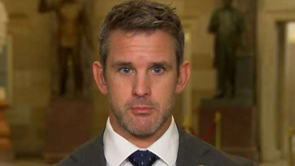 Kinzinger on Trump declaring ISIS defeated: The president can't speak for fallen American soldiers
