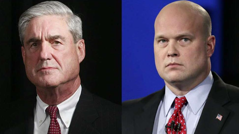 Justice officials raise concern over Whitaker oversight of Mueller probe