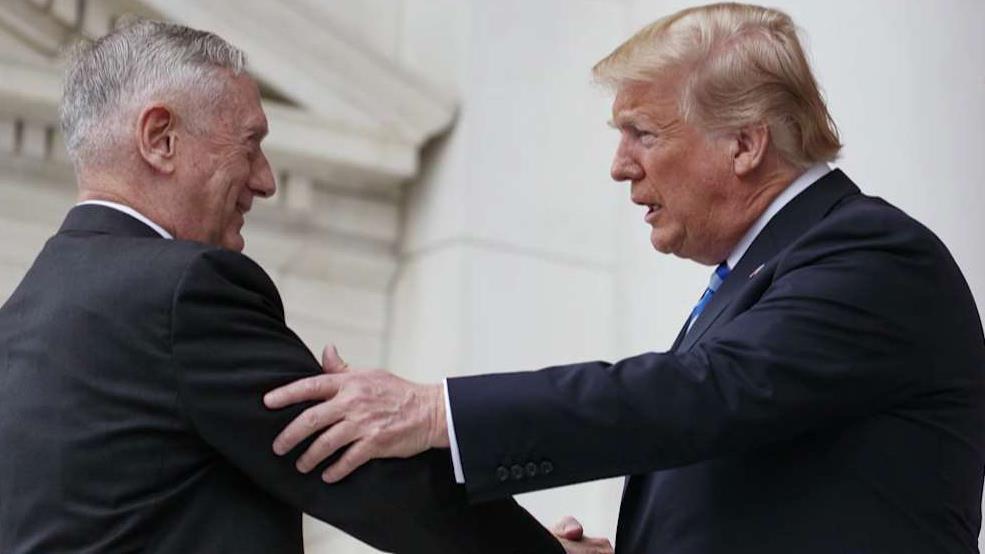 Secretary of Defense Mattis to retire amid disagreements wit