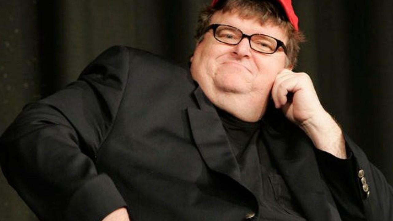 Michael Moore calls Trump's 2017 tax cut an 'act of terror'