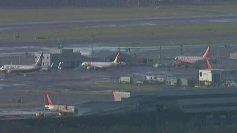 UK Gatwick Airport reopens after two-day shutdown due to drone activity in air space, not believed to be terrorist group