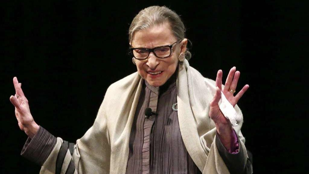 Supreme Court Justice Ginsburg leaves hospital after cancer surgery