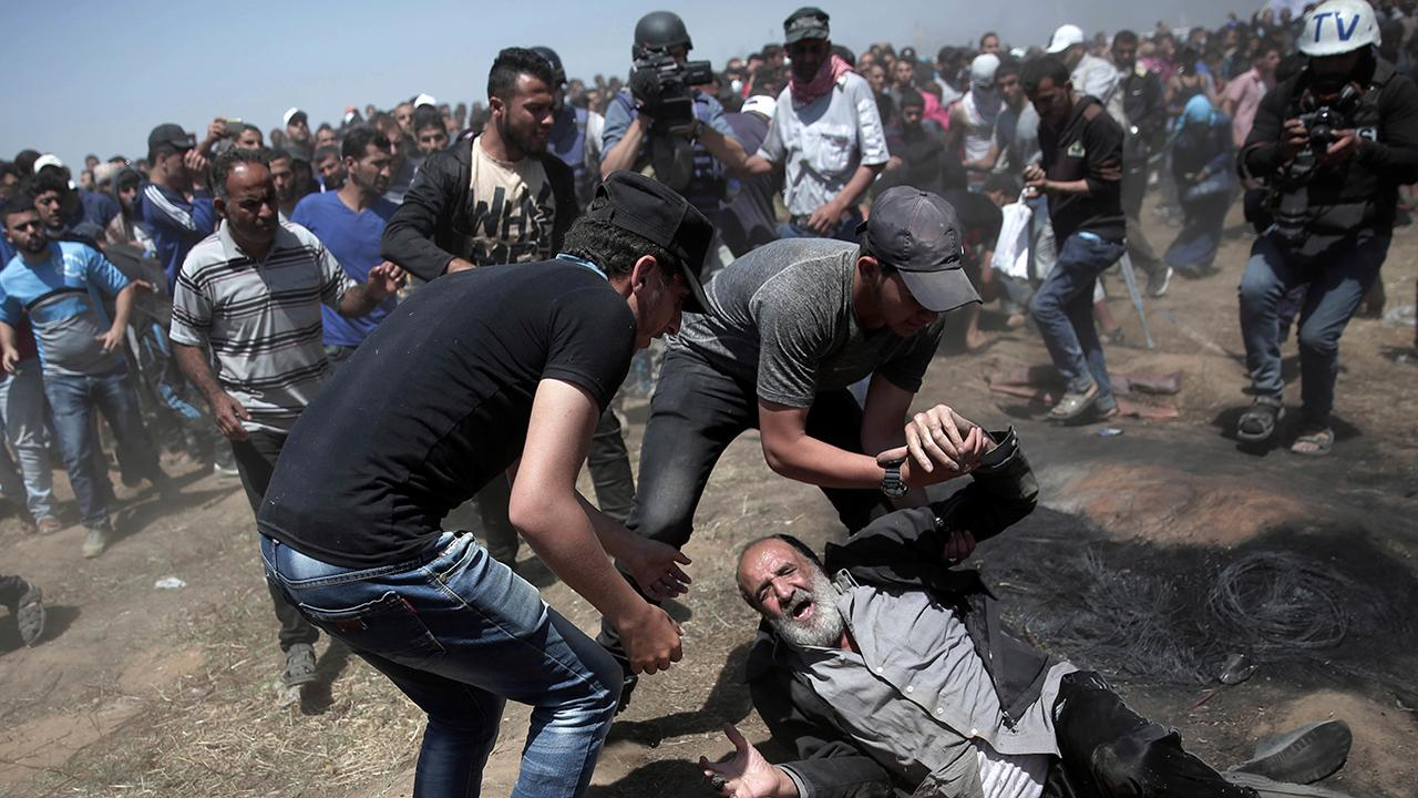 Hamas threatens rocket and sniper fire if there are more deaths of Palestinians on the Gaza border