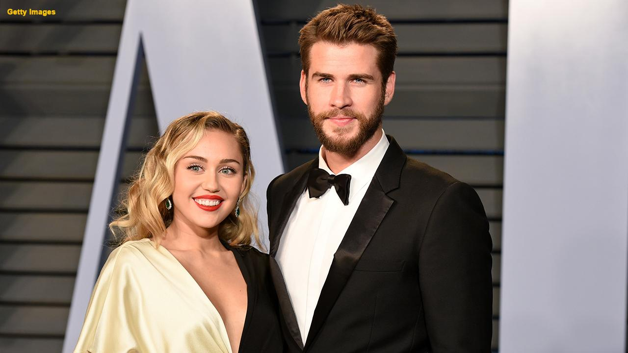 Miley Cyrus' parents post stunning photos with their daughter on her wedding day