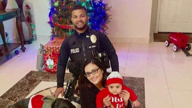 New arrests in death of California police officer