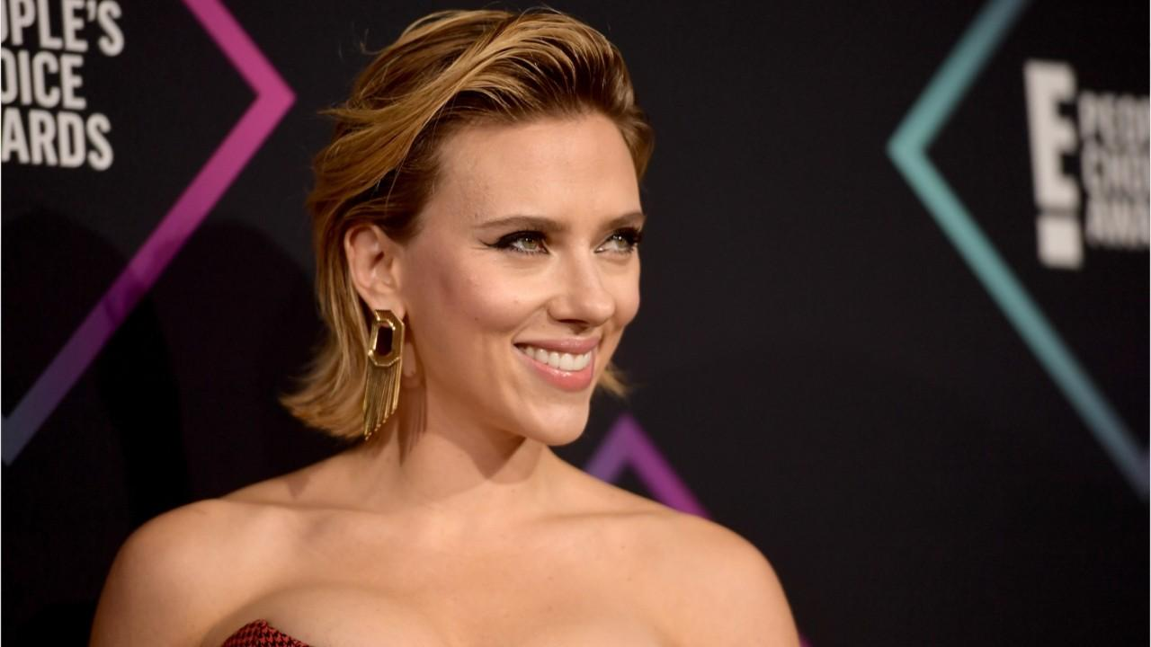 Scarlett Johansson speaks out against fake AI-generated sex videos