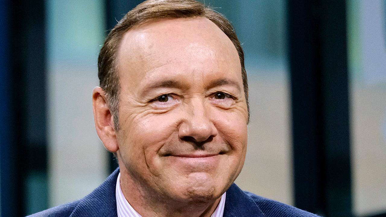 Kevin Spacey's bizarre video
