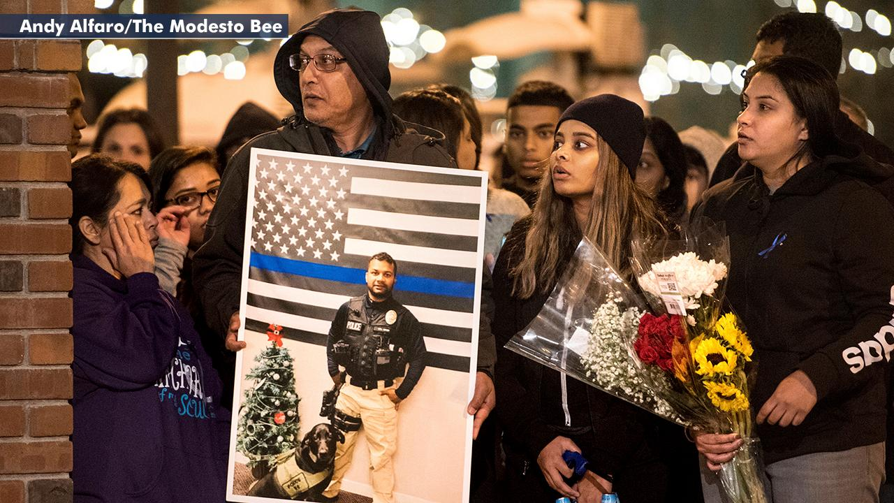 Are California's sanctuary laws to blame to Cpl. Ronil Singh's death? 'Fox & Friends' law enforcement panel weighs in