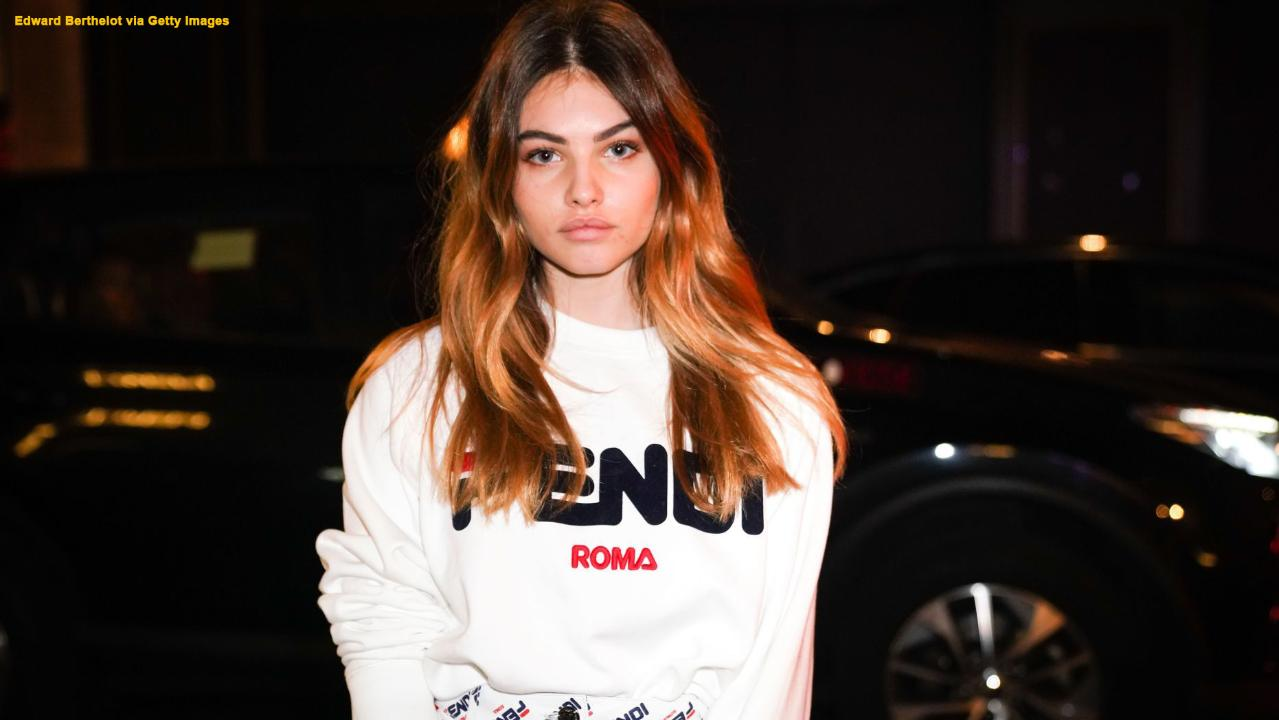 Westlake Legal Group 694940094001_5984841748001_5984841874001-vs 'Most beautiful girl in the world' Thylane Blondeau enjoys vacation in St. Barts: 'The most beautiful view' fox-news/entertainment fox news fnc/entertainment fnc article 2d8e4697-3084-5fc5-bffc-d6dfa21c32ae
