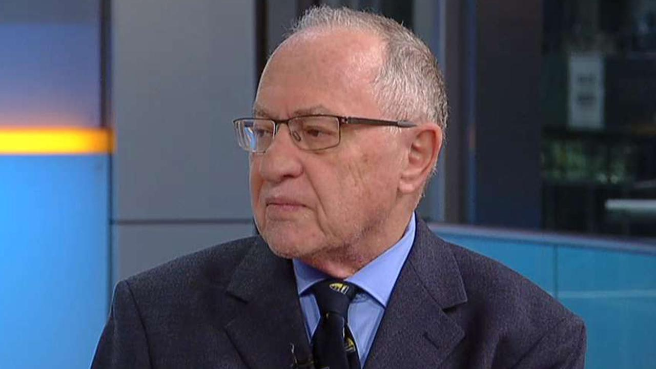 Alan Dershowitz: If you compare to Trump to Hitler, you are essentially denying the Holocaust