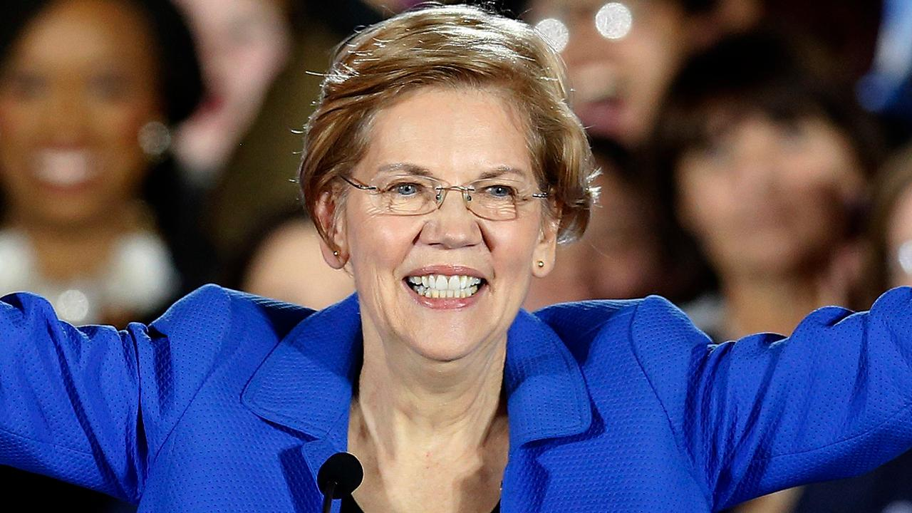 Challenges facing Sen. Warren as she forms exploratory committee and joins potentially crowded Democratic 2020 field
