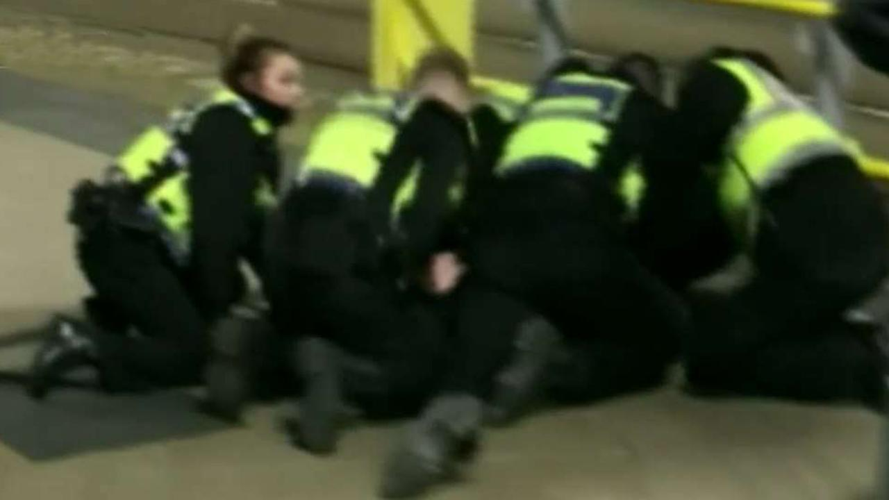 Authorities in Britain, Germany and Japan investigate intentional attacks on crowds