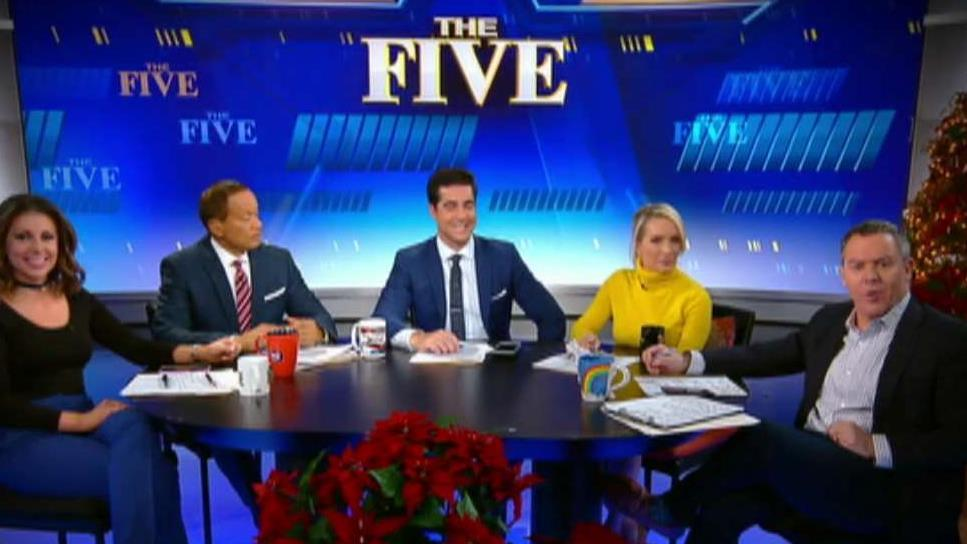 Stars of 'The Five' salute Bret Baier on 10 years of anchoring 'Special Report'