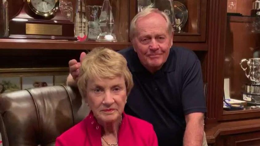 Jack and Barbara Nicklaus praise Bret Baier on 10 years of anchoring 'Special Report'