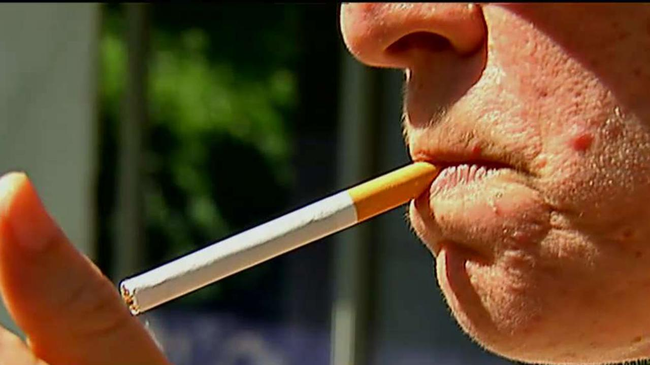 Dangers from cigarettes cause a mainstream shift in smoking culture